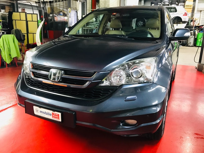 suv Honda CR-V 2.0 4WD Executive Automatic