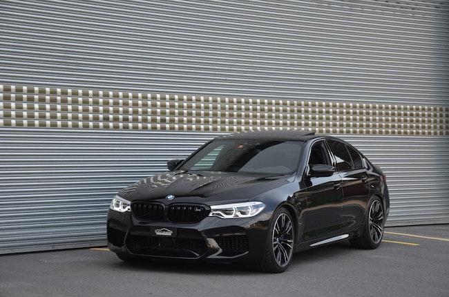 saloon BMW 5er M5 xDrive Competition Drivelogic