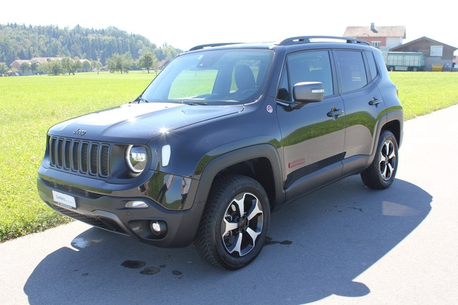 suv Jeep Renegade 2.0 MJ Trailhawk AWD + Low Range 9ATX