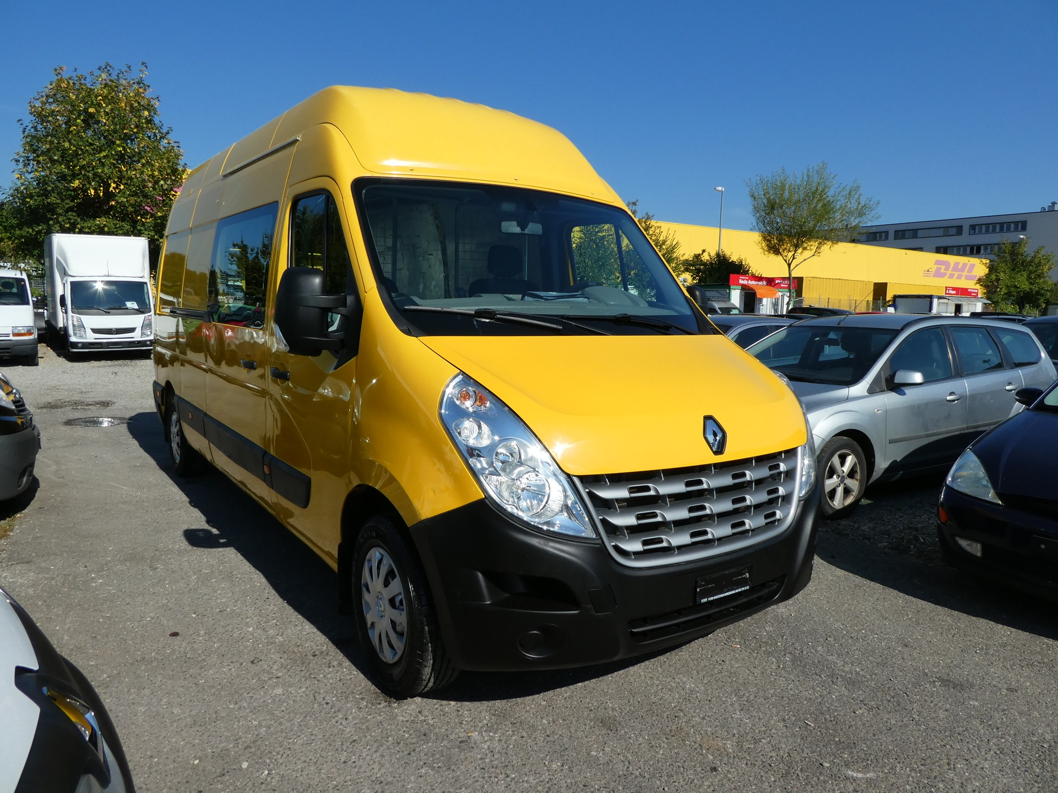 van Renault Master T35 2.3dCi L2H2 A