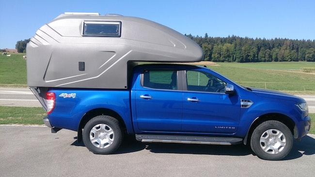 suv Ford Ranger Limited GEOCamper