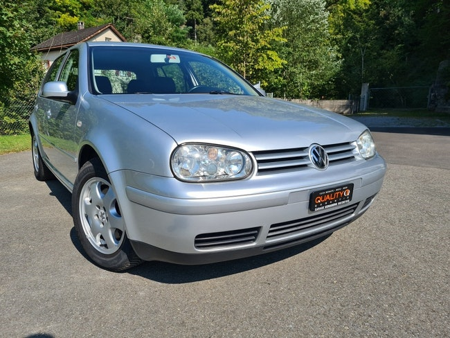 saloon VW Golf 1.9 TDI PD Comfortline