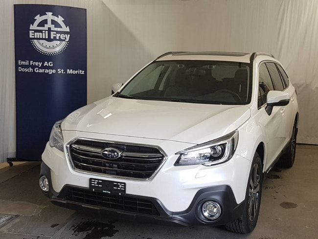 estate Subaru Outback 2.5i Luxury
