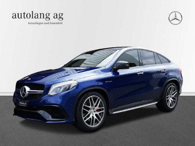 suv Mercedes-Benz GLE-Klasse GLE Coupé 63 S AMG 4Matic