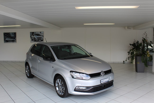 saloon VW Polo 1.2 TSI 110 BlueMT Comfortline