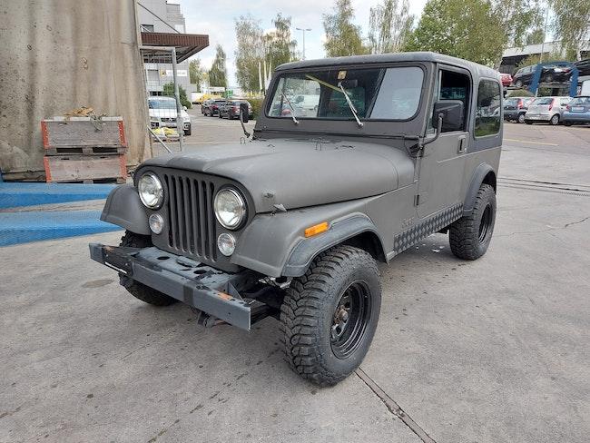 suv Jeep CJ-7 Blache/Capote