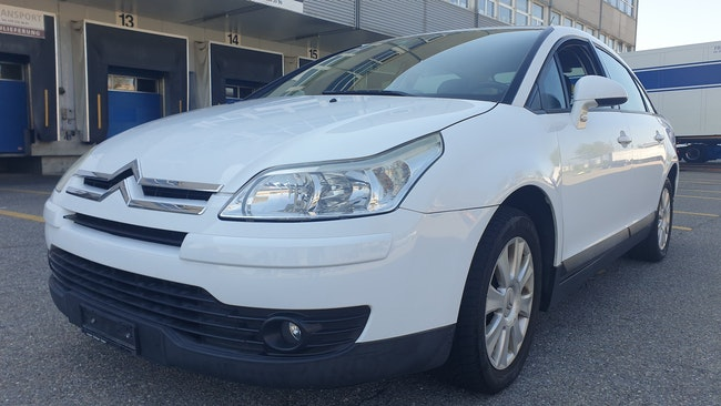 saloon Citroën C4 Berline 1.6 16V HDi VTR (Pack)