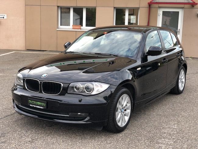 saloon BMW 1er 116i 122PS