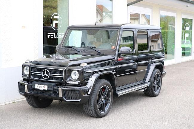 suv Mercedes-Benz G-Klasse G 63 AMG Automatic