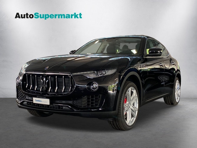 suv Maserati Levante 3.0 V6 S GRANSPORT