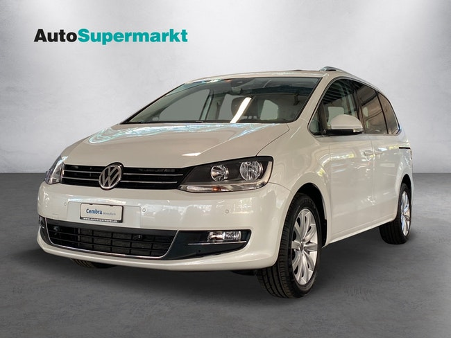 van VW Sharan 2.0 TDI SCR HIGHLINE DSG