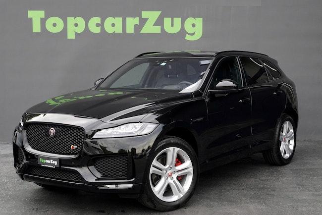 suv Jaguar F-Pace 3.0 V6 S AWD **CH-Fahrzeug**