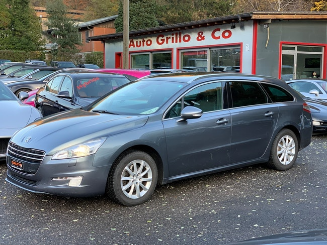 estate Peugeot 508 SW 2.0 HDI Allure Automatic