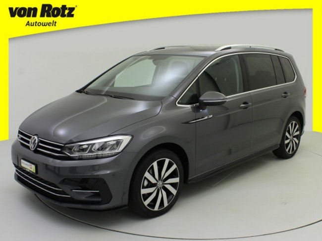 van VW Touran 1.5 TSI EVO High