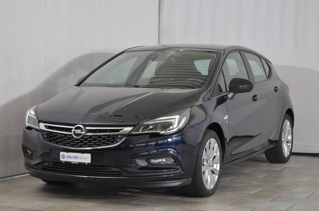 saloon Opel Astra 1.4 T 150 eTEC 120 Years S/S