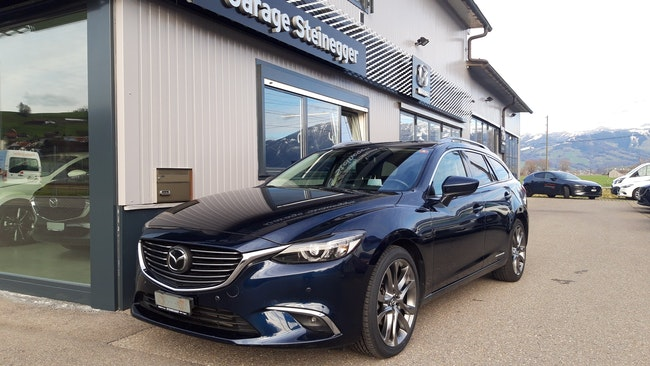 estate Mazda 6 SW 2.2 D Revolution AWD Automatic Skyactive-D