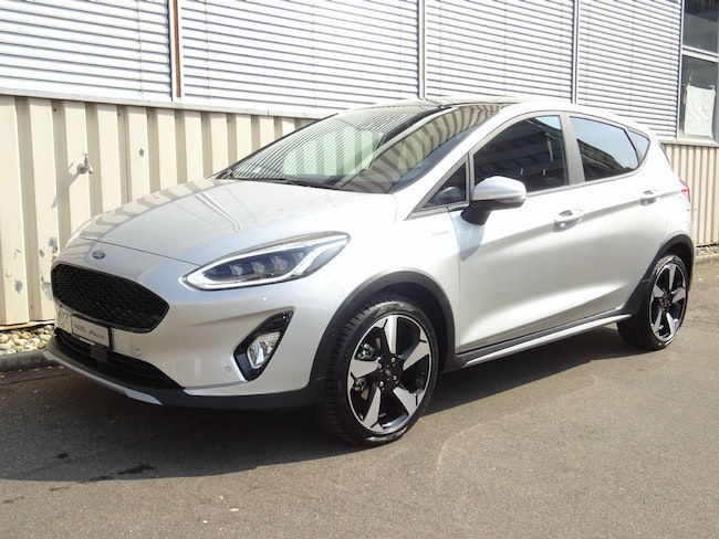 saloon Ford Fiesta 1.0 EcoB 125 Active X