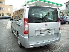 Fiat Scudo Panorama 3122 2.0 MJ 130 Family 185'000 km CHF10'900 - acquistare su carforyou.ch - 2