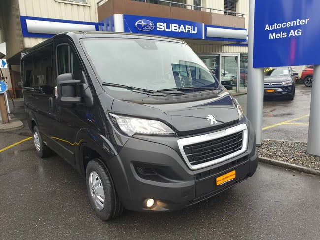 bus Peugeot Boxer Kombi L1H1 2.2 BHDi 140PS