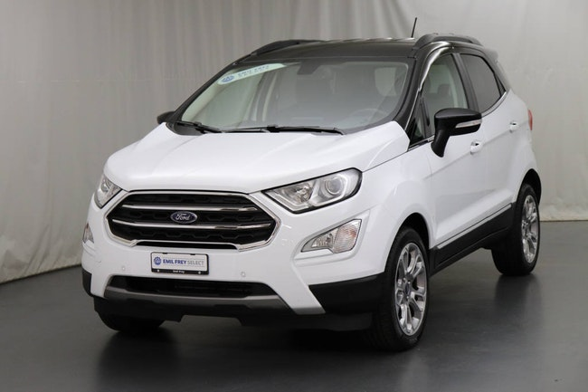 suv Ford EcoSport 1.0 EcoB 125 Titanium