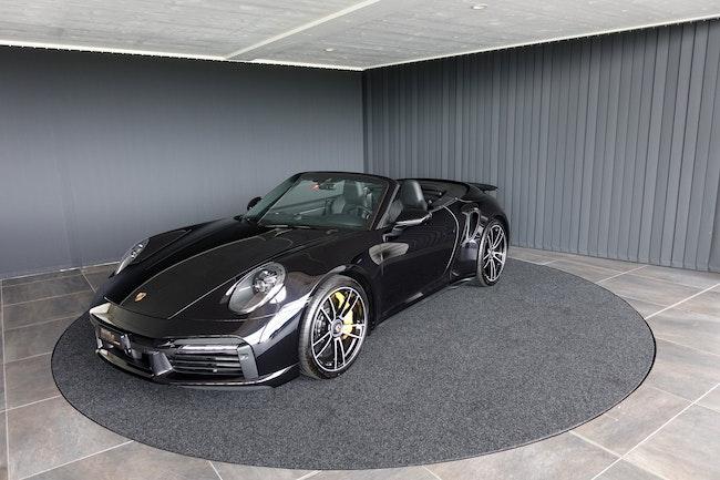 cabriolet Porsche 911 Turbo S Cabriolet