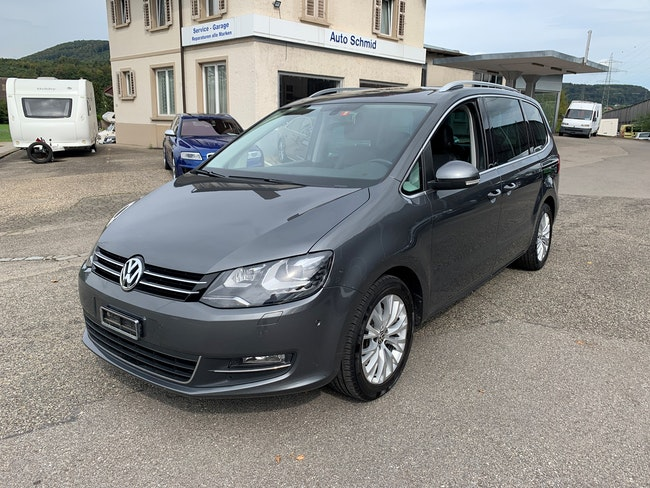 van VW Sharan 2.0 TSI Design DSG