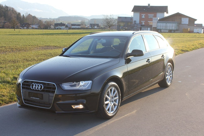 estate Audi A4 Avant 2.0 TDI multitronic
