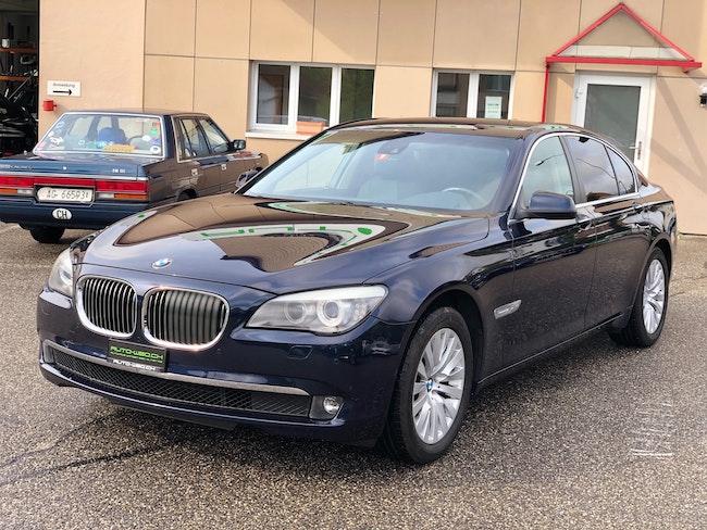 saloon BMW 7er 750i xDrive 408PS