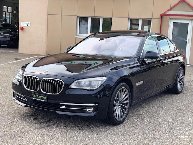 saloon BMW 7er 750d xDrive 381PS