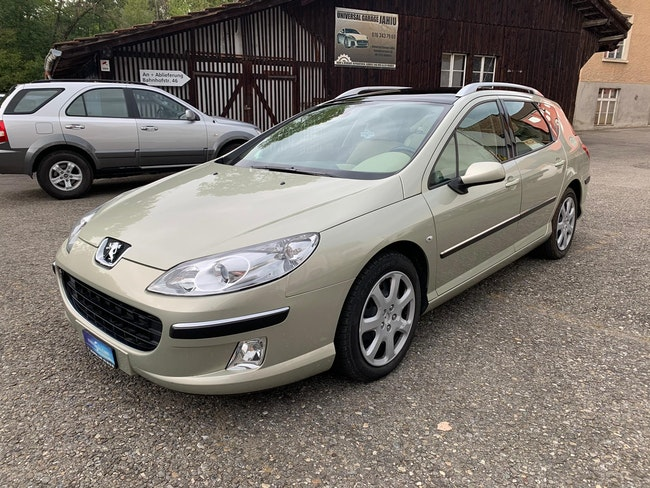 estate Peugeot 407 SW 3.0 SV Dynamic Automatic