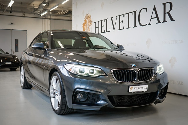 coupe BMW 2er 220i