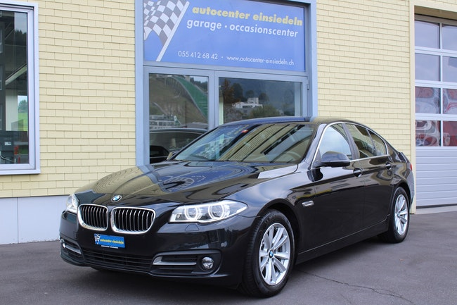 saloon BMW 5er 520d xDrive Steptronic