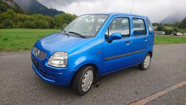 van Opel Agila 1.0 12V Club