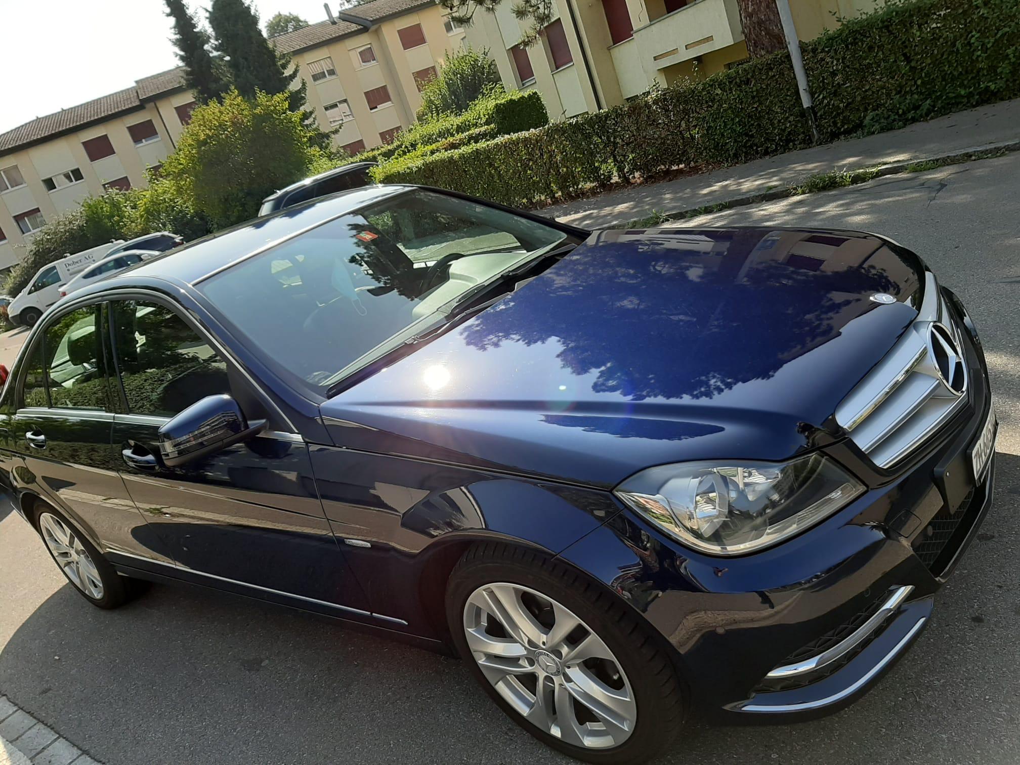 Buy Used Car Sedan Mercedes Benz C Klasse C 180 Blueef Avantgarde 147000 Km At 9800 Chf On Carforyou Ch