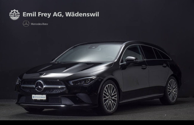estate Mercedes-Benz CLA-Klasse CLA 250 Progressive 4m