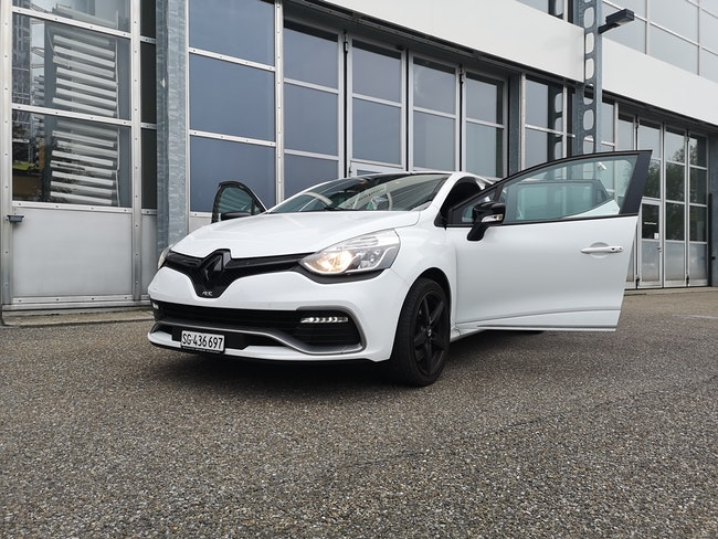 saloon Renault Clio Sport 1.6 T 200 RS