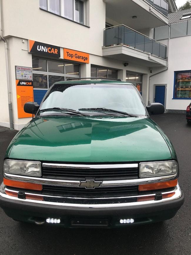suv Chevrolet Blazer 4.3 Autotrac B