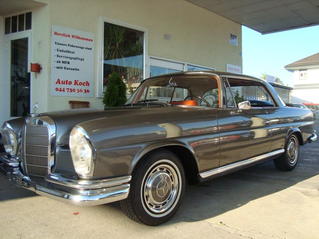 coupe Mercedes-Benz 300 SE Coupè Aut. W112 Veteran