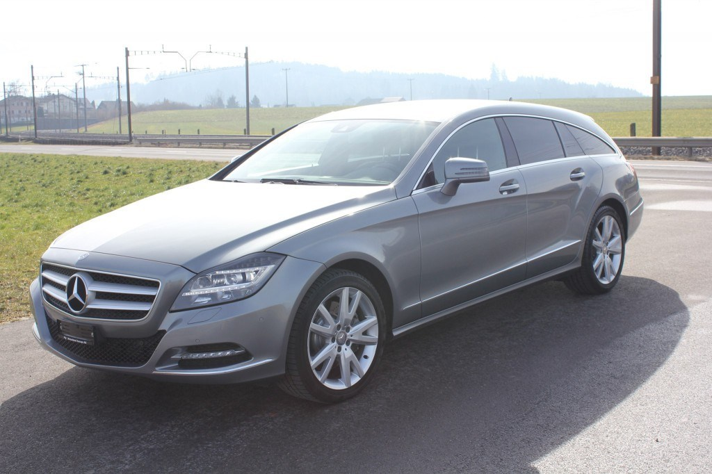 estate Mercedes-Benz CLS 350 CLS Shooting Brake 350 CDI 4Matic 7G-Tronic