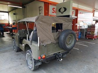 Jeep CJ -5 12 volts kaiser 39'000 km CHF12'800 - acquistare su carforyou.ch - 2