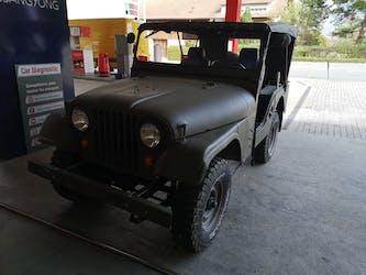 Jeep CJ -5 12 volts kaiser 39'000 km CHF12'800 - acquistare su carforyou.ch - 3