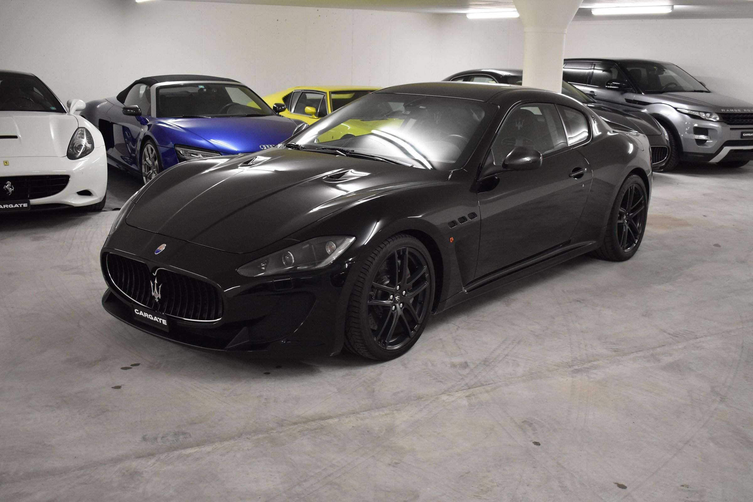 sportscar Maserati GranCabrio/Granturismo GranTurismo MC Stradale Cambiocorsa