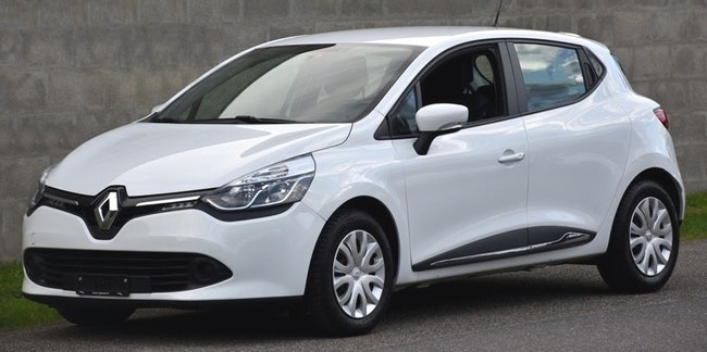 saloon Renault Clio 0.9 12V Expression
