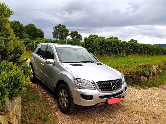 Mercedes-Benz M-Klasse ML 280 CDI 4Matic 7G-Tronic (SUV) 180'000 km CHF9'800 - acheter sur carforyou.ch - 1