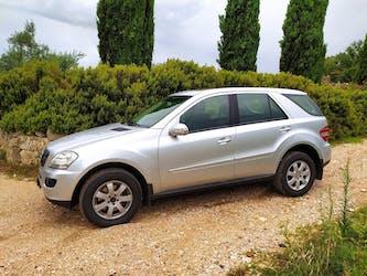 Mercedes-Benz M-Klasse ML 280 CDI 4Matic 7G-Tronic (SUV) 180'000 km CHF9'800 - acheter sur carforyou.ch - 2