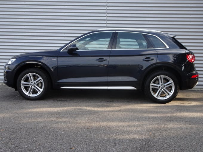 Audi Q5 2.0 TDI sport quattro 88'000 km CHF35'900 - buy on carforyou.ch - 1