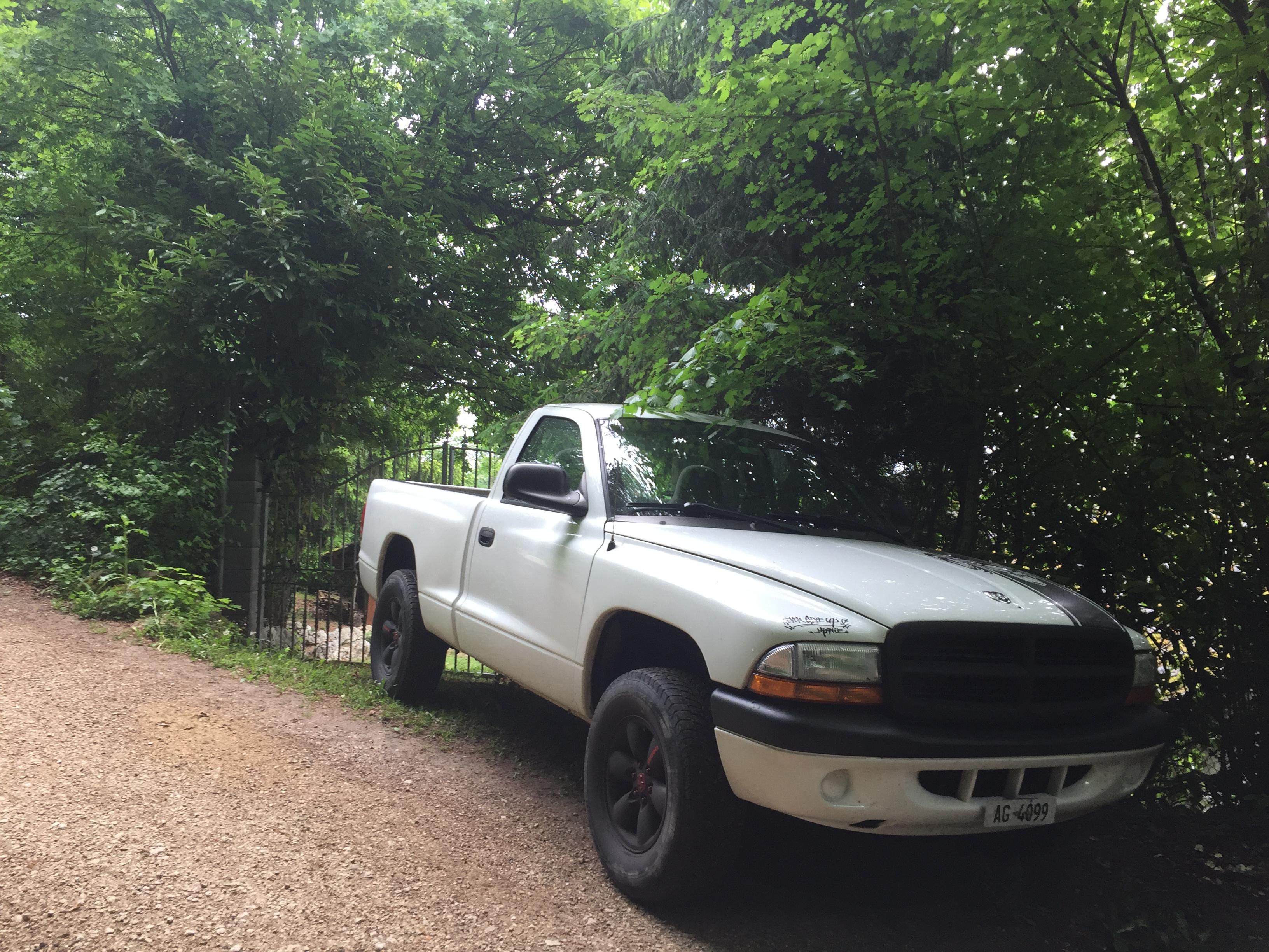 pickup Dodge Dakota