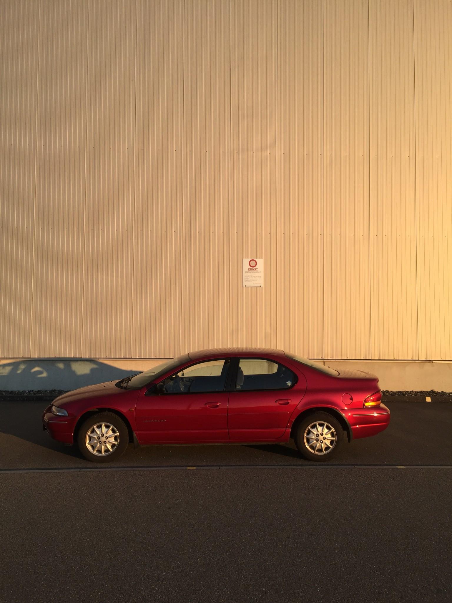 saloon Chrysler Stratus 2.5 LX