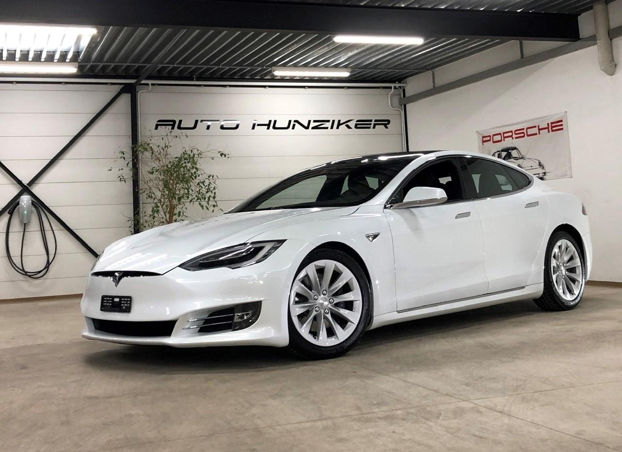 saloon Tesla Model S 100 D Allrad Raven 573PS Maximale-Reichweite