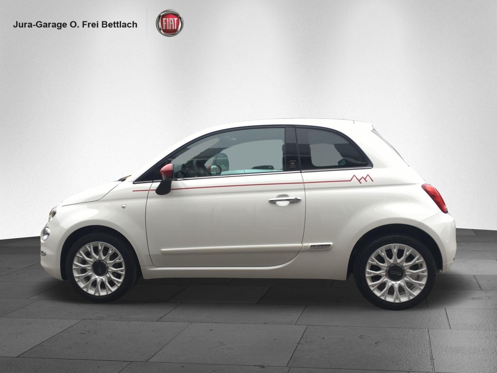 saloon Fiat 500 1.2 Swiss Edition Dual.